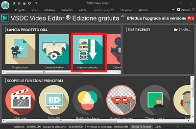 Programmi per modificare video